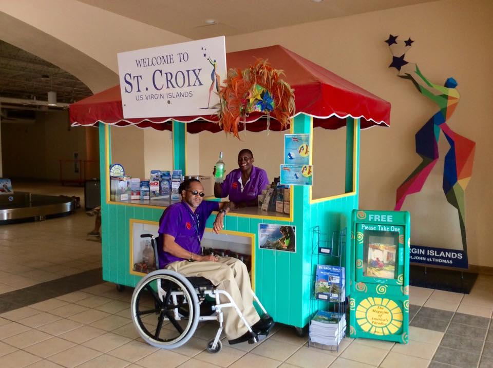 Henry Rohlsen Airport St Croix STX