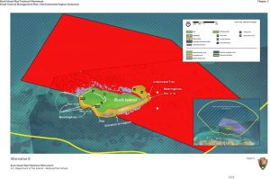 NPS BUI Plan B Red Zone