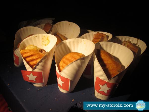 Taste of St Croix Ziggy's