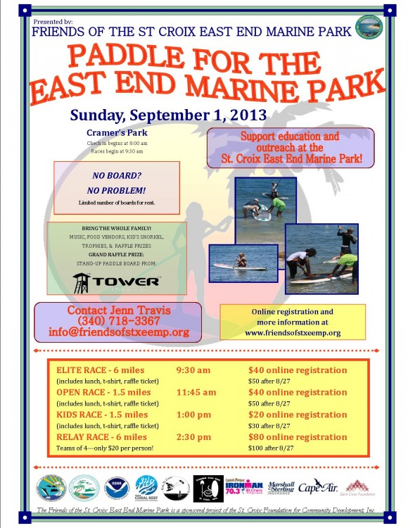 Friends of East End Marine Park Event
