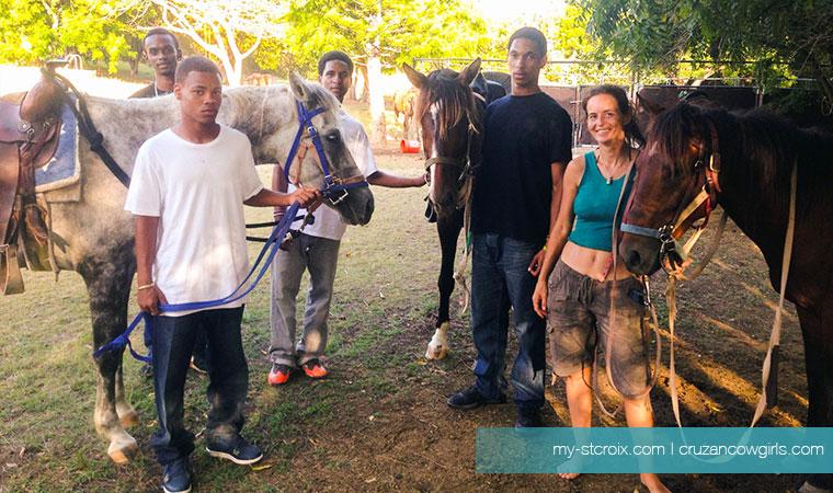 horse-school