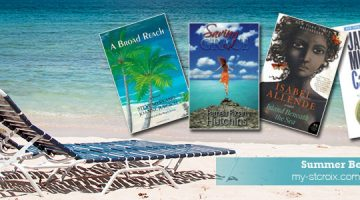 Top 10 St Croix Inspired Summer Beach Reads