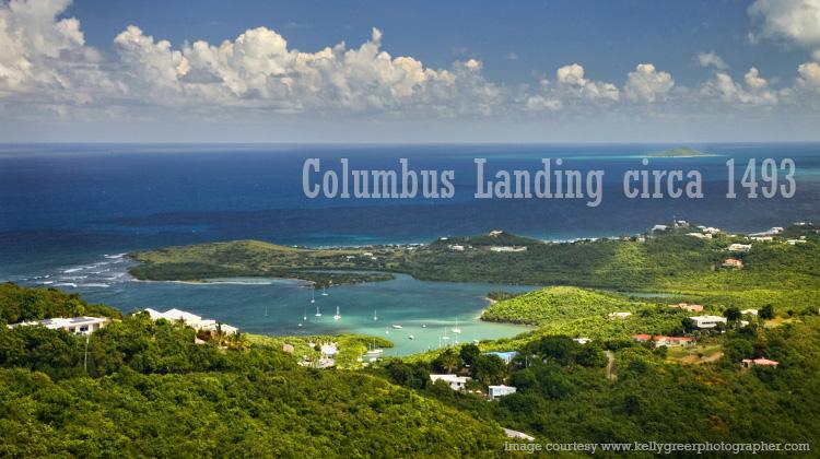 Columbus Landing St Croix My-StCroix