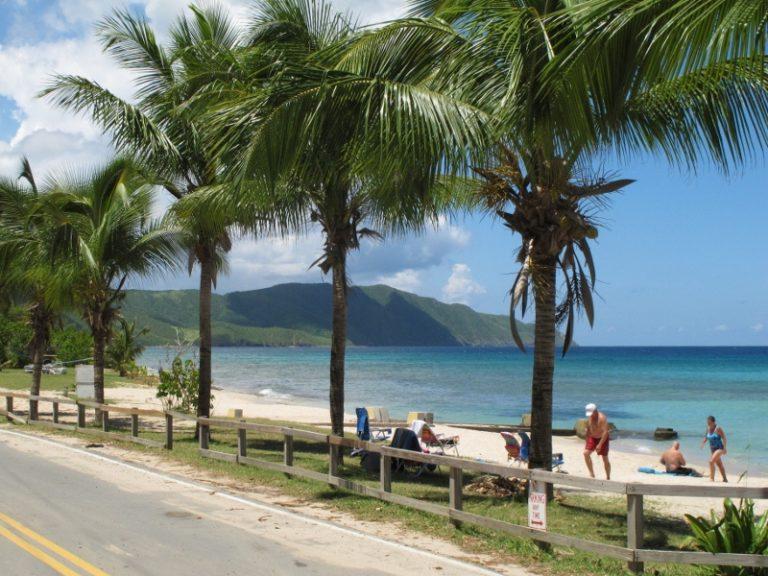 Cane Bay Beach