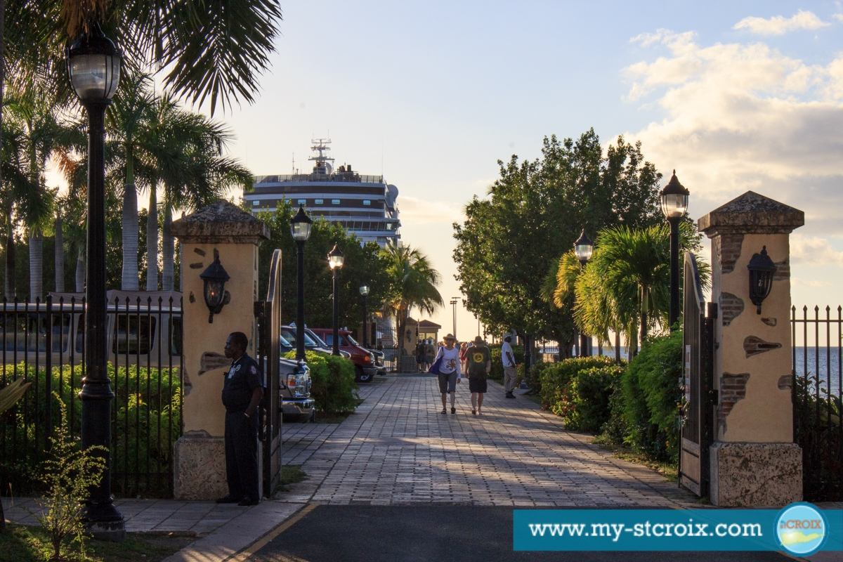 Legendary Rhythm and Blues Cruise St Croix 2016