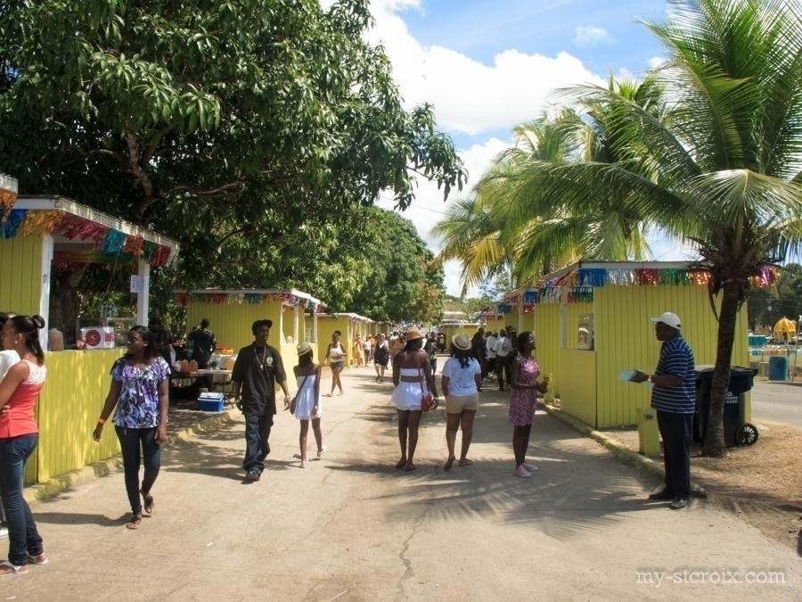 St Croix Agrifest
