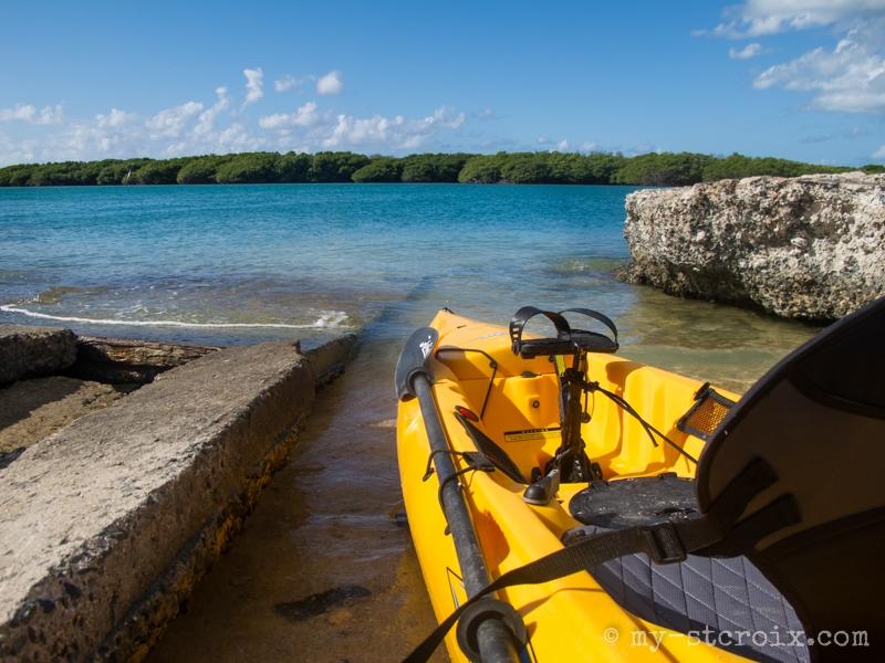 Kayaking St Croix