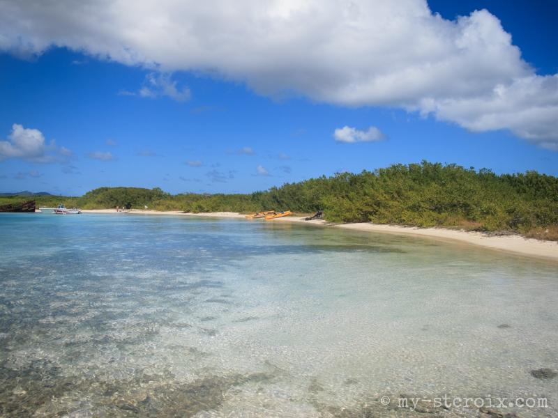Shell Island Lagoon