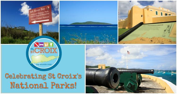St Croix National Parks