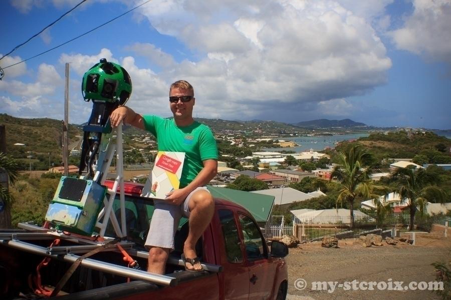 Kirk Thompson N2 the Blue Google Street View