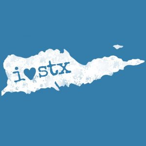 I Love St Croix