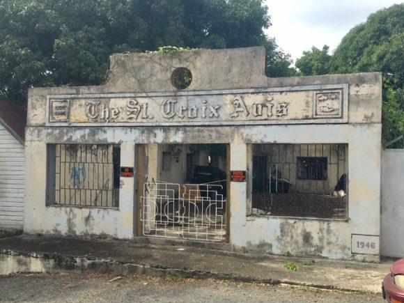 original avis building