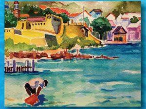 Art Thursday St Croix