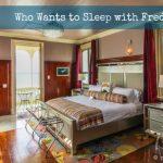 Who wants to Sleep with Fred? I do! I do!