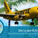 Get in the St Croix Spirit: More Airline Options for Visitors to the Big Island