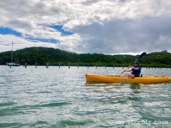 kayak salt river bay