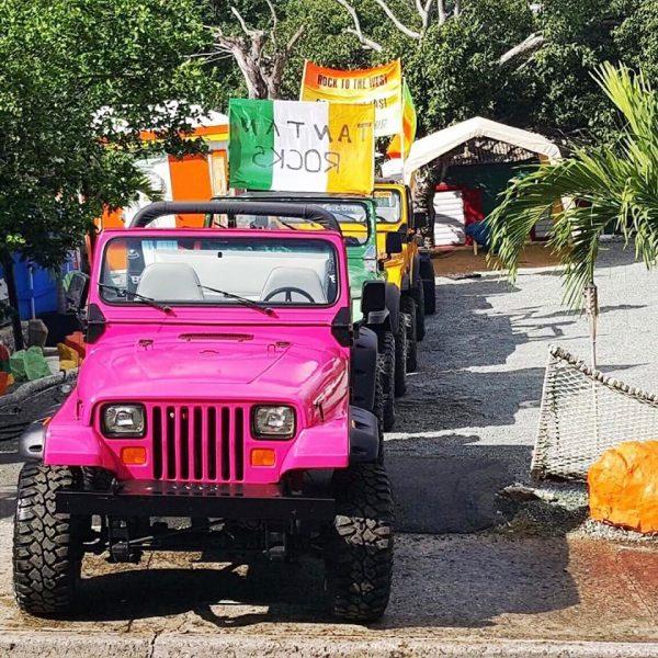 Tan Tan Jeep Tours