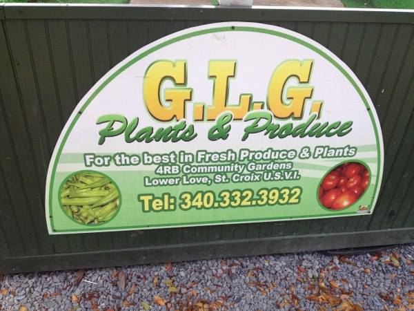 GLG Plants and Produce