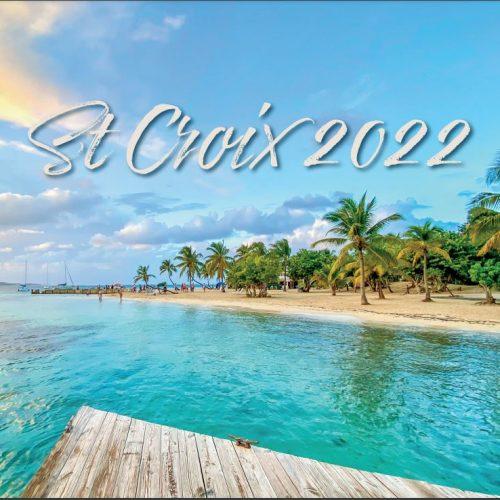 front of st croix calendar 2022
