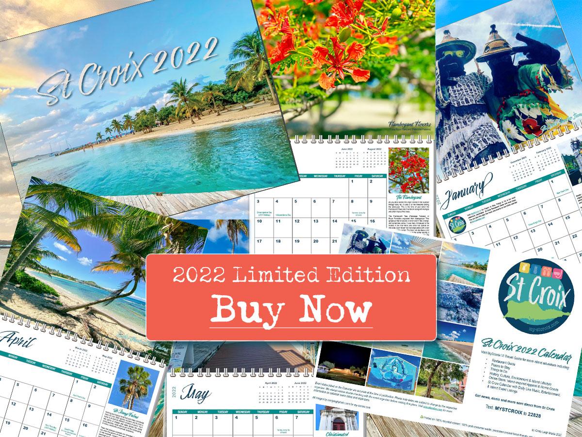 2022 Limited Edition Calendar